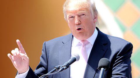 Donald Trump attempts to zing mean comedians, fails