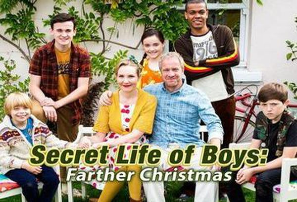 Secret Life of Boys: Farther Christmas