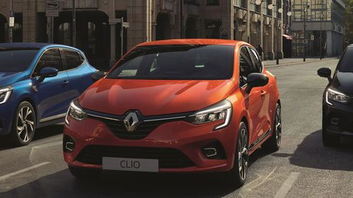 According to its designers, the Clio is
