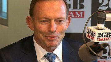 Abbott accuses Pyne of not being 'fair dinkum'