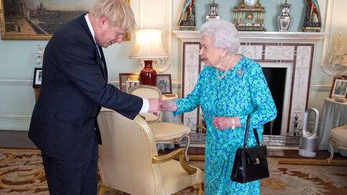 Boris Johnson has asked the Queen to will suspend parliament until October 14.