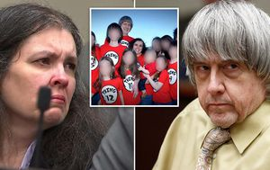 California's 'House of Horrors' couple jailed for life as children read heartbreaking impact statements