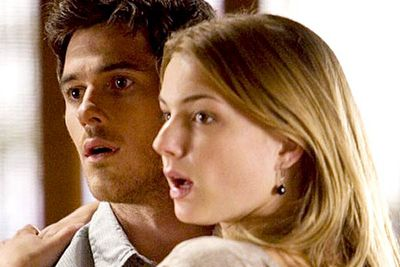 <B>The URST:</B> When the Walker siblings found out they had a secret half-sister named Rebecca (Emily VanCamp), the family was shocked. Things got even more complicated when brother Justin (Dave Annable) developed feelings for her (both on <I>and</I> offscreen — the actors dated in real life), but fortunately it turned out that the two of them weren't <I>actually</I> brother and sister. Phew!
