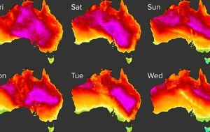 Severe heatwave to sweep Australia with temperatures set to soar ten degrees above average