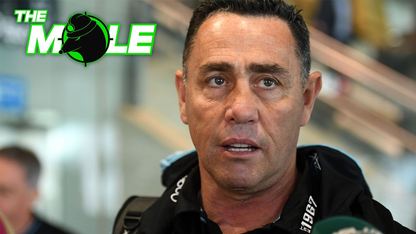 The Mole: Cronulla Sharks consider options if the NRL suspend Shane Flanagan