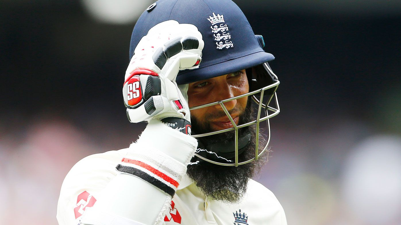 Moeen Ali claims Australian player called him 'Osama' during 2015 Ashes series