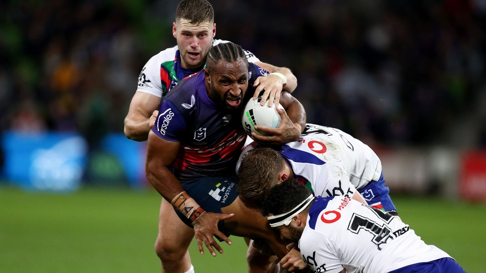 Cameron Smith flabbergasted by Justin Olam, Storm Dally M snubs