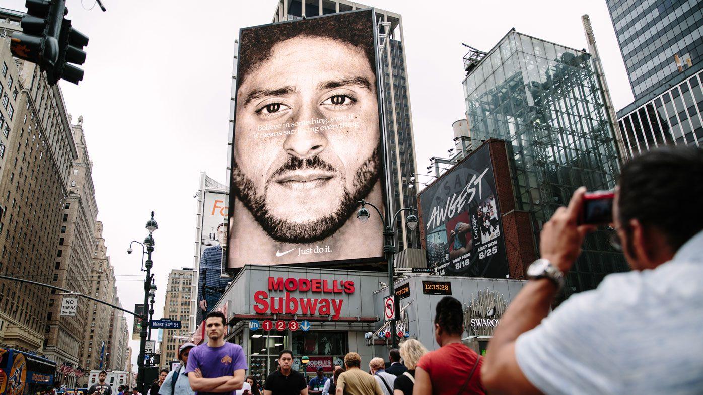 Missouri college drops Nike over Colin Kaepernick ad