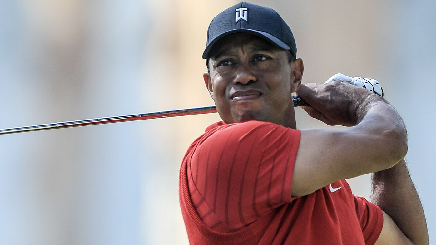 EXCLUSIVE: The 'strange' scene confronting Tiger Woods as US PGA takes place without crowds