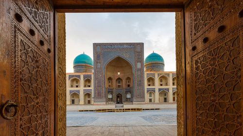 "When Uzbekistan launched its national guarantee to visitors, the destination's tourism officials stressed they were so confident in their new safety and hygiene measures, the President was ""prepared to put money where his mouth is."""