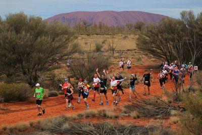 <strong>Australian Outback Marathon</strong>