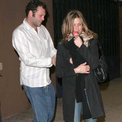 jennifer aniston und vince vaughn