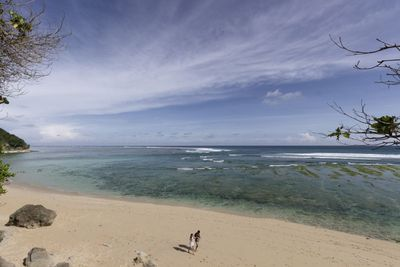Green Bowl Beach<br /> Located at the bottom of a steep cliff with white sands and clear waters is one of Bali's most secluded beaches.<br /> Ideal for adventurers and pro-surfers, this secret beach is favoured for its uncrowded waves and stunning location.<br /> Image/Flickr:Gunawan Huang