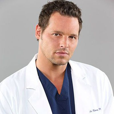 Justin Chambers as Alex Karev: Then