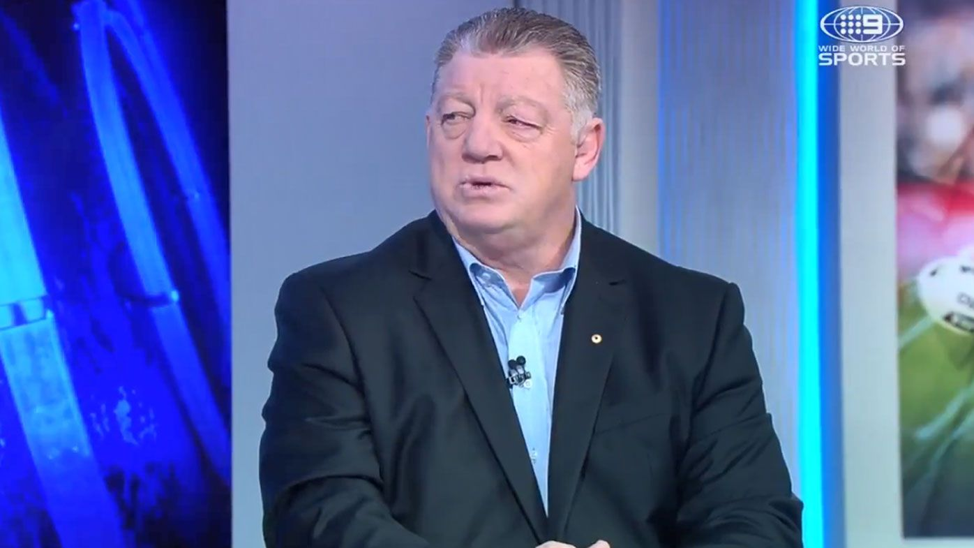 Phil Gould speaks about his new Warriors role