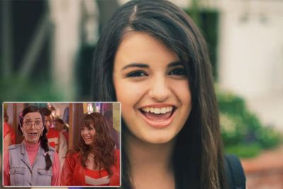 When we first heard 13-year-old Rebecca Black's track 'Friday' in March, we thought it was a joke, a clever viral video, <i>something</i> other than a serious attempt to launch a pop career. Turns out, it was serious. The heavily-autotuned disaster attracted over 170 million views on YouTube, and charted at #58 on the US charts. While the ridicule Rebecca endured would've been enough to give any teenager a nervous breakdown, she took it in her stride and cashed in. Sure, her follow-up singles didn't light the world on fire, but her hilarious cameo in Katy Perry's 'Last Friday Night (T.G.I.F.)' was a stroke of genius.