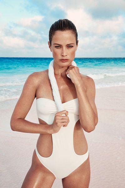 Supermodel Carolyn Murphy