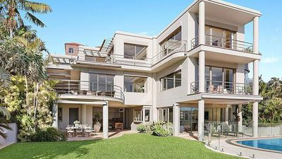 <strong>7. $20.3 millionThe Crescent, Vaucluse</strong>