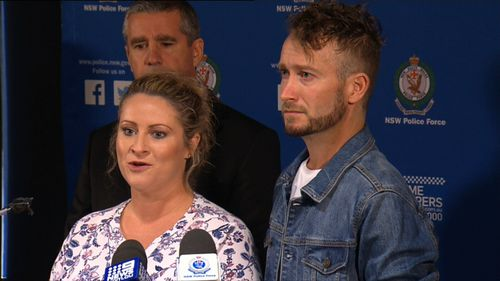 News NSW Janine  Vaughan disappearance 2001 family press conference police information appeal