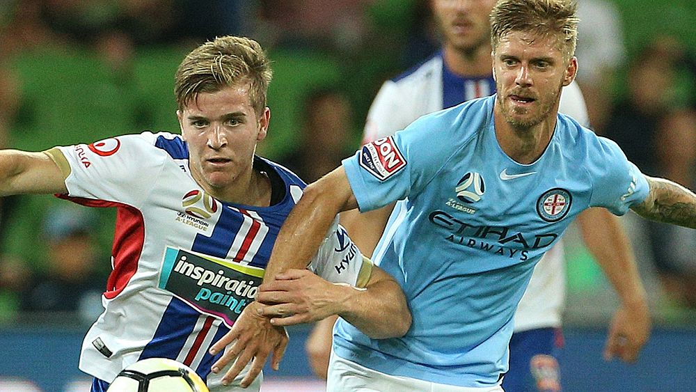 City and Jets draw in A-League stunner