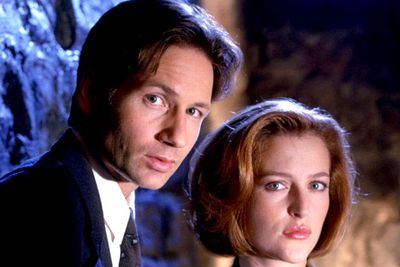 "<I>The X-Files</I> had a way more dramatic title in French: ""Aux Frontieres du Reel"". The ""X"" in ""aux"" was capitalised as a reference to the English title."