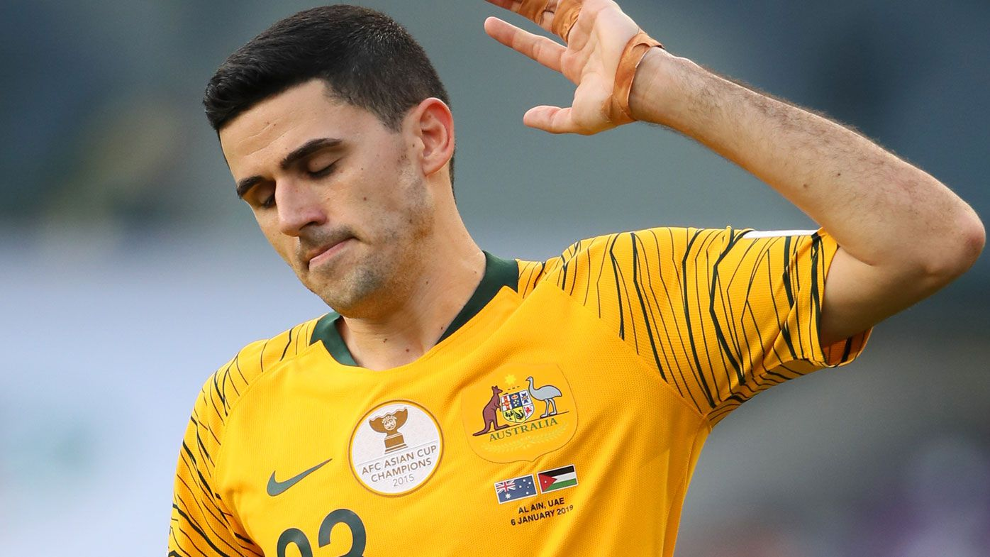 Underdogs Jordan beat 'lethargic' Socceroos 1-0 in AFC Asian Cup opener