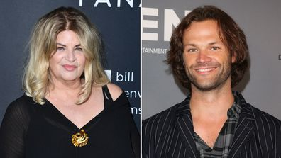 Kirstie Alley, Jared Padalecki