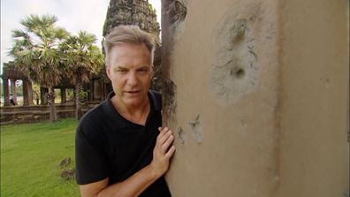 David Reyne explores one of the largest archaeological sites in operation in the world on Getaway.