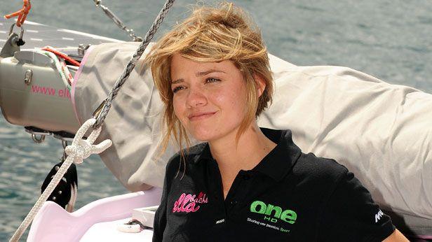Grill a celebrity: Jessica Watson