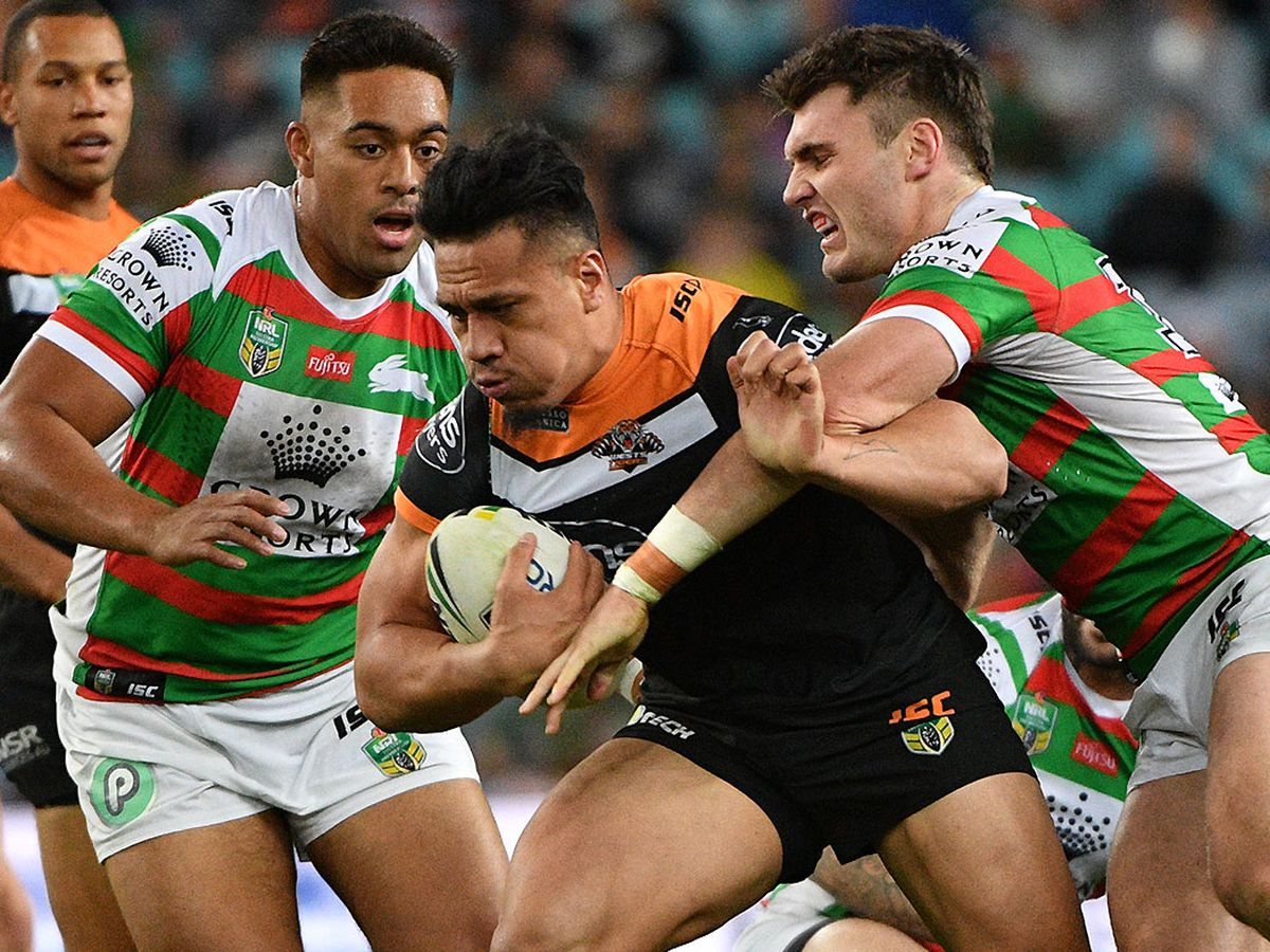 Nrl Preview South Sydney Rabbitohs Vs Wests Tigers Round 25