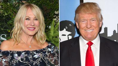 Kerri-Anne Kennerley, Donald Trump, interview, New York