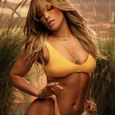 Jennifer Lopez channels 'Malibu Barbie' in yellow bikini