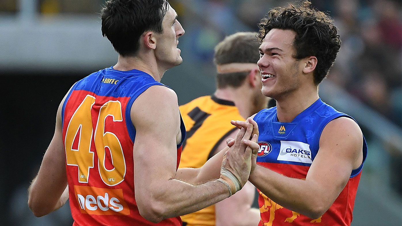 Brisbane Lions reaffirm premiership credentials with yet another road win against Hawthorn