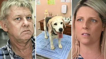 Woman sued for $100k over bad vet review