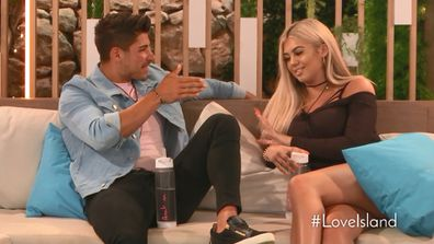Ep34 - Bizarre way Anton and Belle take their relationship to the next level - Love Island UK 2019