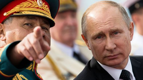 Russian President Vladimir Putin has become a critical player in the Syrian civil war.