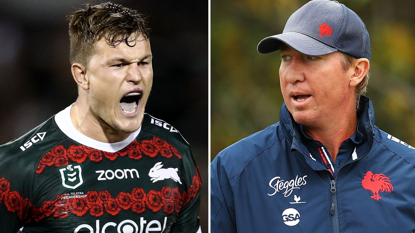 Liam Knight reflects on troubled youth, Wayne Bennett introduction at Rabbitohs