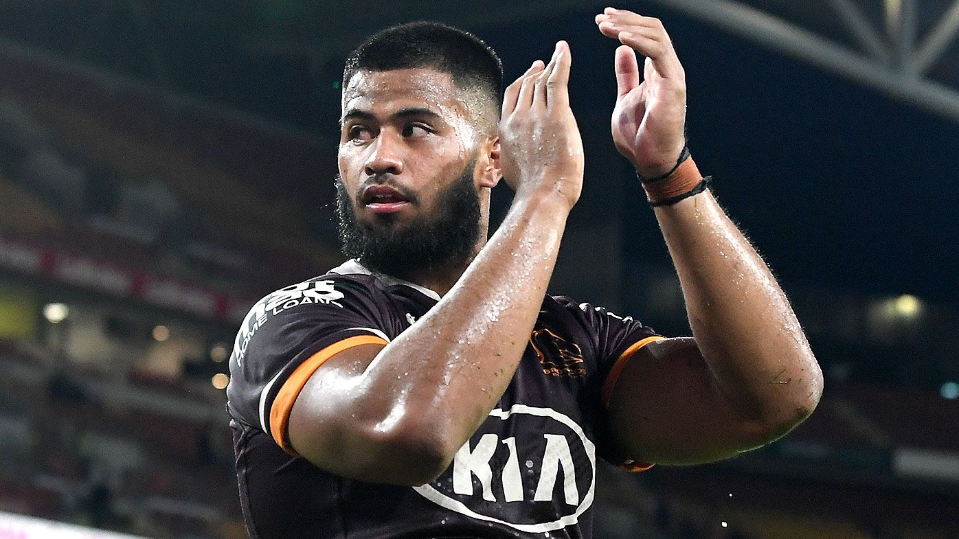 Payne Haas set to sign monster 10-year, $10 million deal to remain with Brisbane Broncos