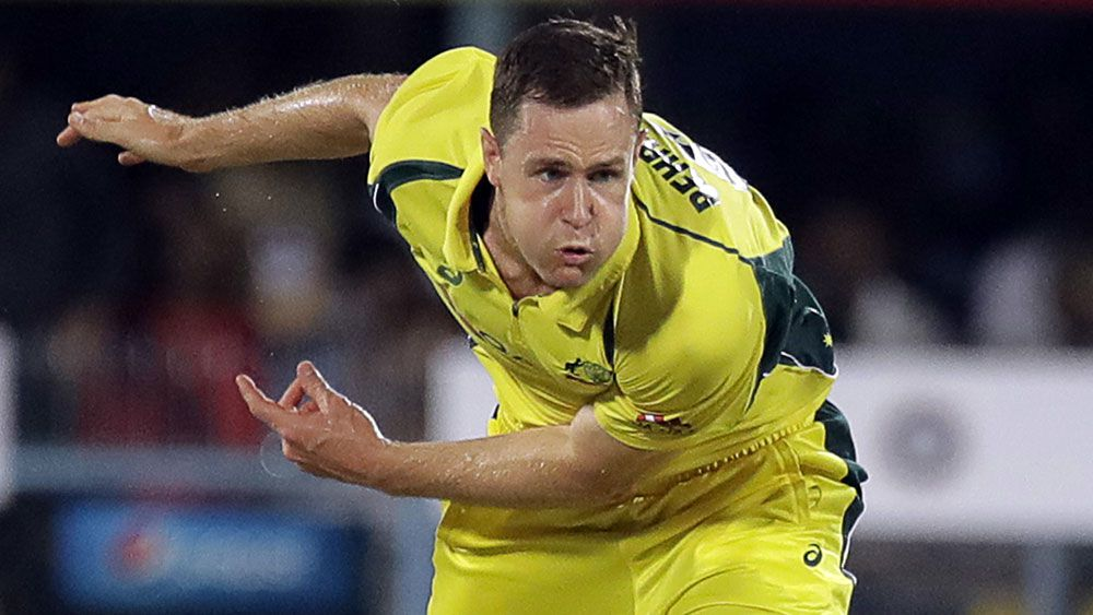 Australian spearhead Jason Behrendorff dreams of Test debut after inspiring T20 win over India