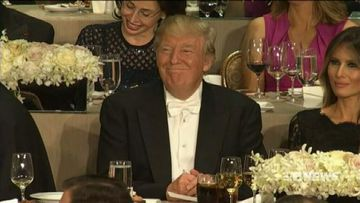 VIDEO: Donald Trump booed at Catholic charity dinner