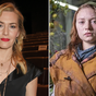 Kate Winslet says it's 'great' no one knows actress Mia Threapleton is her daughter