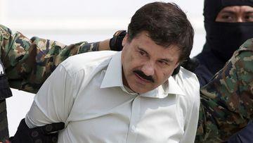 "Joaquin ""El Chapo"" Guzman, the head of Mexico's Sinaloa Cartel is serving a life sentence in jail."
