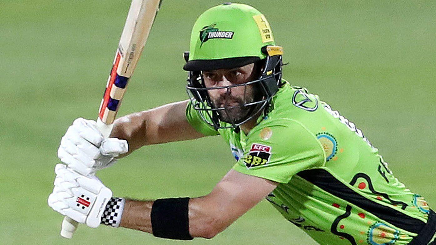 Sydney Thunder axe 'angry' captain Callum Ferguson despite strong BBL campaign