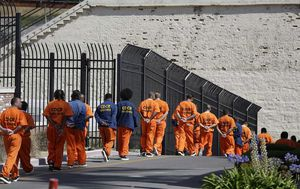 Court orders infamous California prison San Quentin to cut number of inmates by half as they struggle to contain COVID-19 outbreak