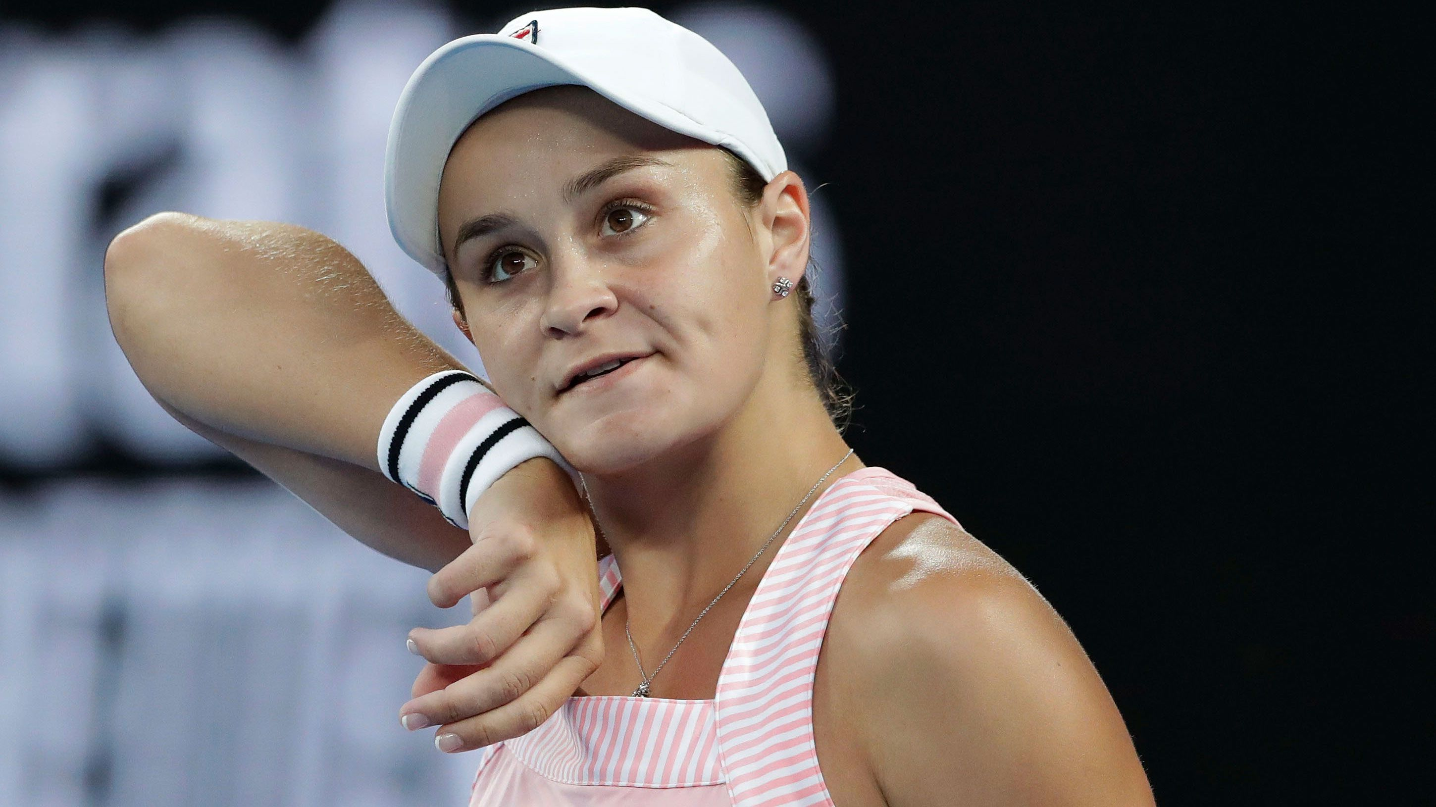 Ash Barty reveals what she learned from Australian Open quarter-finals run