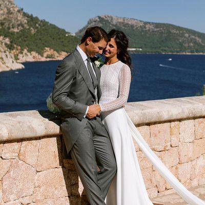Rafael Nadal and Xisca Perelló