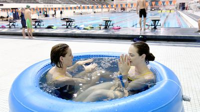 Bronte and Cate Campbell (swimming)
