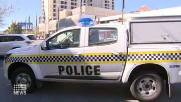 An 89-year-old man is in hospital in a critical condition after he was allegedly coward punched on an Adelaide street.