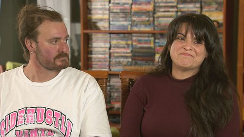 When you first meet Sarah Payne and Josh Riddell, you can tell they're very close siblings but their special bond runs much deeper.
