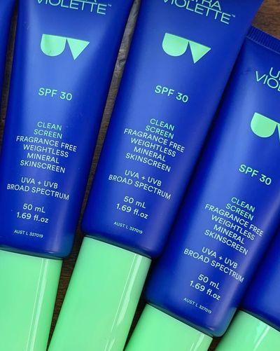 Carina Rossi loves: Ultra Violette Clean Screen SPF30 Fragrance-Free Weightless Gel Skinscreen